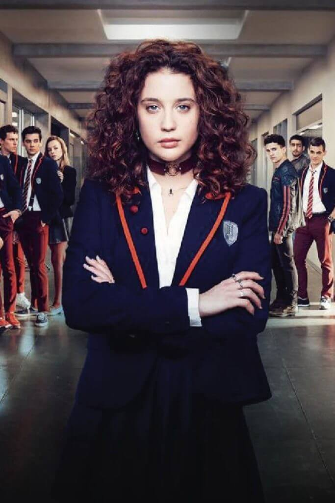 Quién es quién en Élite, la serie juvenil más popular de Netflix