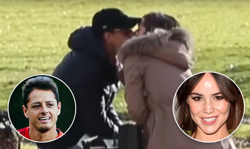 Camila Sodi e Iván Sánchez son novios ¡Sus apasionados besos lo confirman!