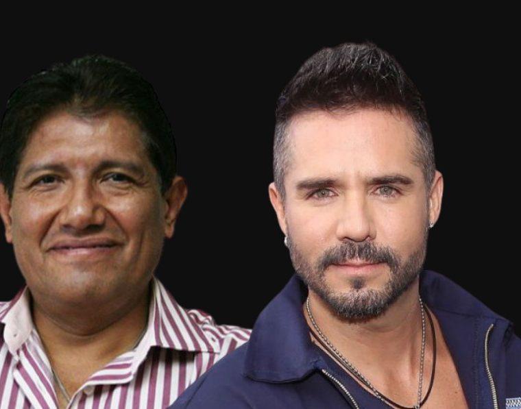 Juan Osorio y José Ron