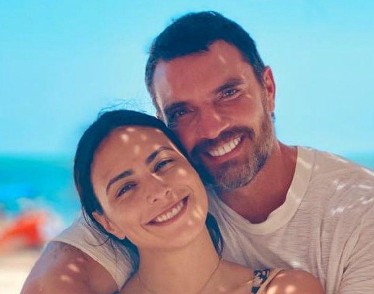 Julián Gil y Valeria Marín