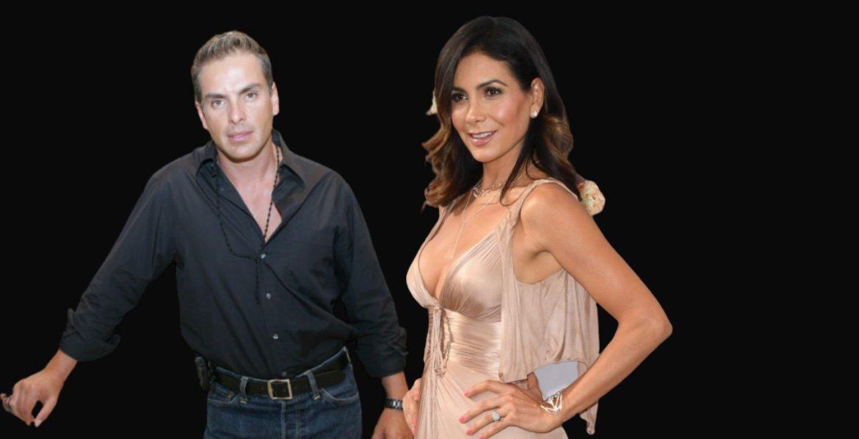Xavier Ortiz y Patricia Manterola