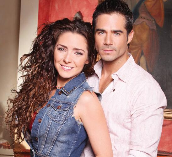 José Ron revive historia de amor con su ex en nuevo proyecto ¿Sabes quién es?