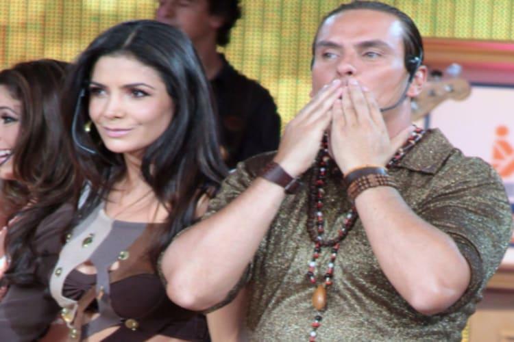 Patricia Manterola se despide de Xavier Ortiz, su gran amor de Garibaldi
