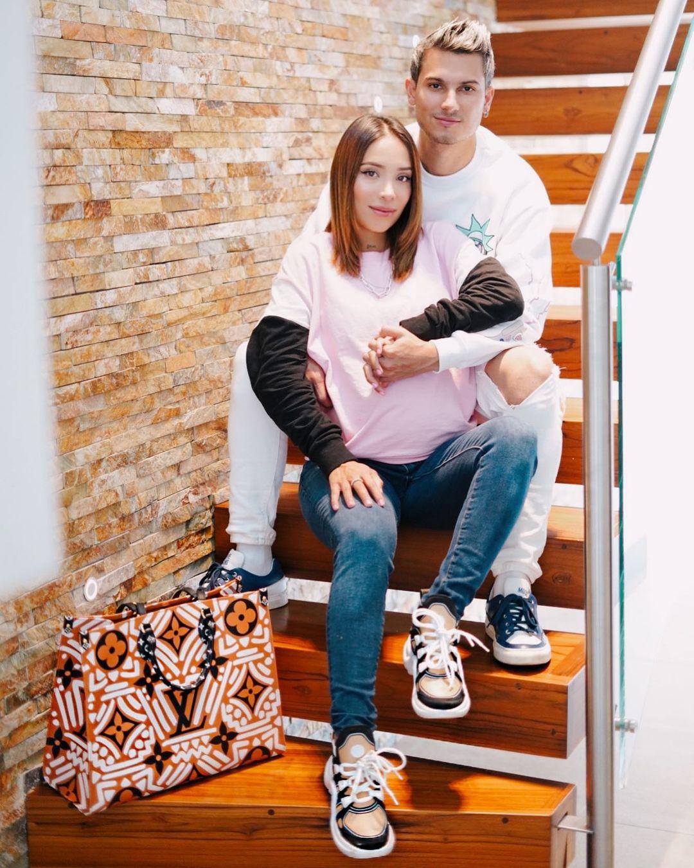 Ya nació el hijo de Luisa Fernanda W y Pipe Bueno ¡Mira la primera foto del bebé!