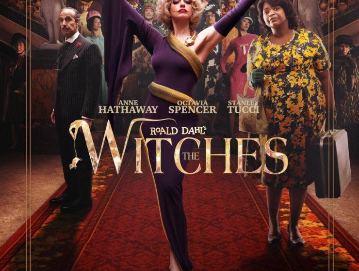 Póster oficial Las Brujas