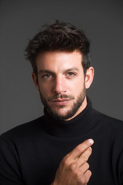 Joaquín Ferreira en La suerte de Loli