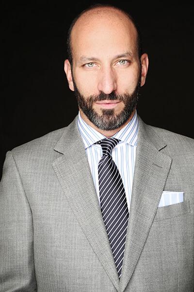 Ricardo Kleinbaum en La suerte de Loli