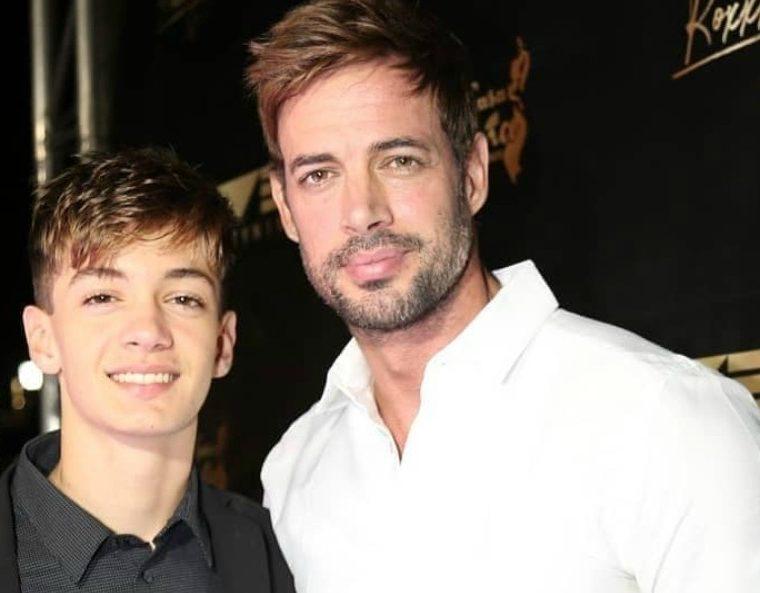 william levy y su hijo