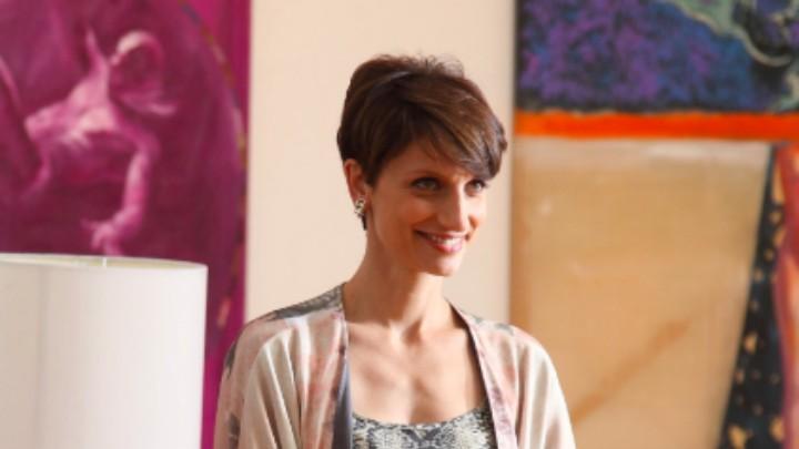 Sophie Gómez es Amelia Fritz Monarca serie netflix