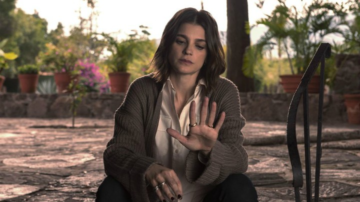 Irene Azuela es Ana María Carranza Dávila Monarca Netflix