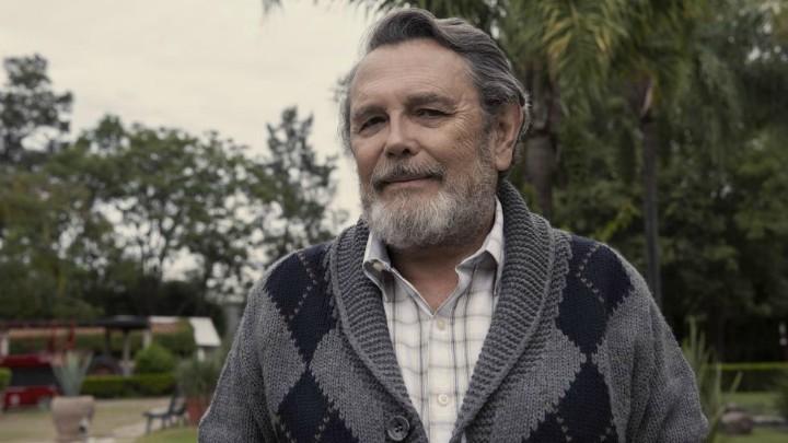 David Rencoret es Fausto Carranza Monarca serie