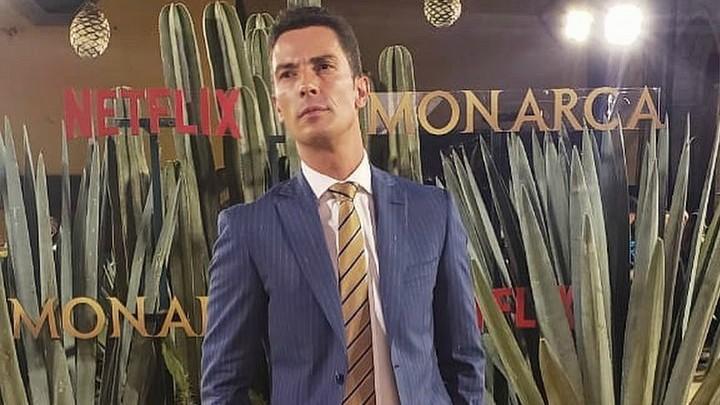 Aldo Gallardo es Ilán Monarca