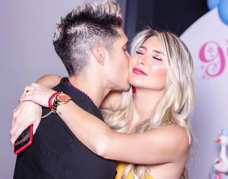 Chyno Miranda y Natasha Araos están separados ¡Una infidelidad terminó con su matrimonio!