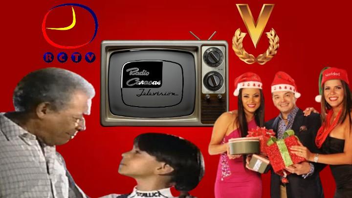 Navidad RCTV y Venevisión