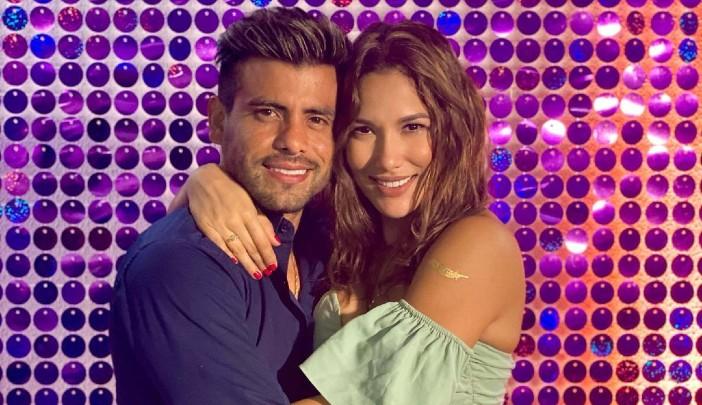 Efraín Ruales y Alejandra Jaramillo