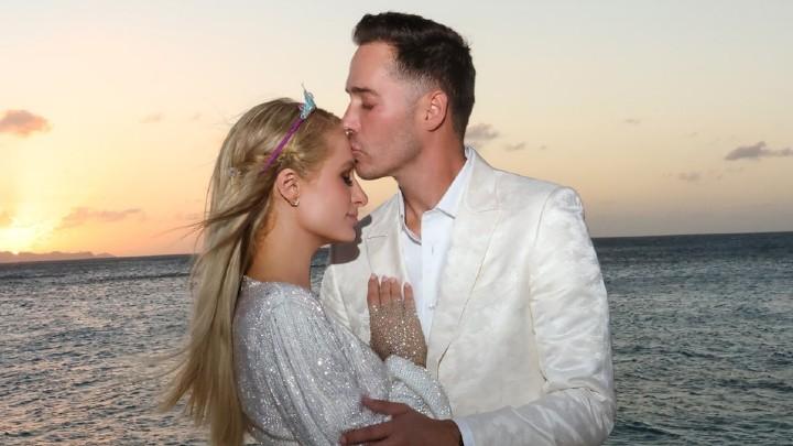 Carter Reum y Paris Hilton