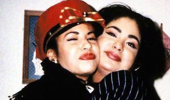 Selena y su hermana