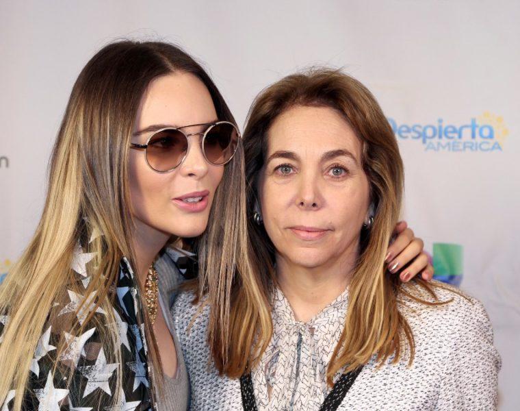 Belinda y su mamá