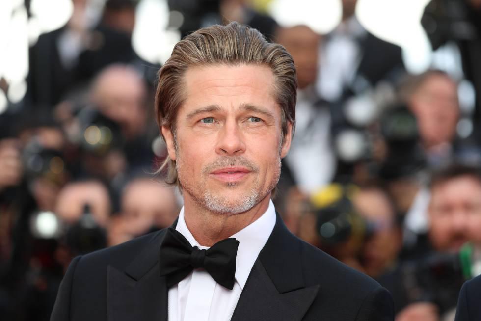Brad Pitt sale cabizbajo y en silla de ruedas de un hospital ¿Qué sucedió?