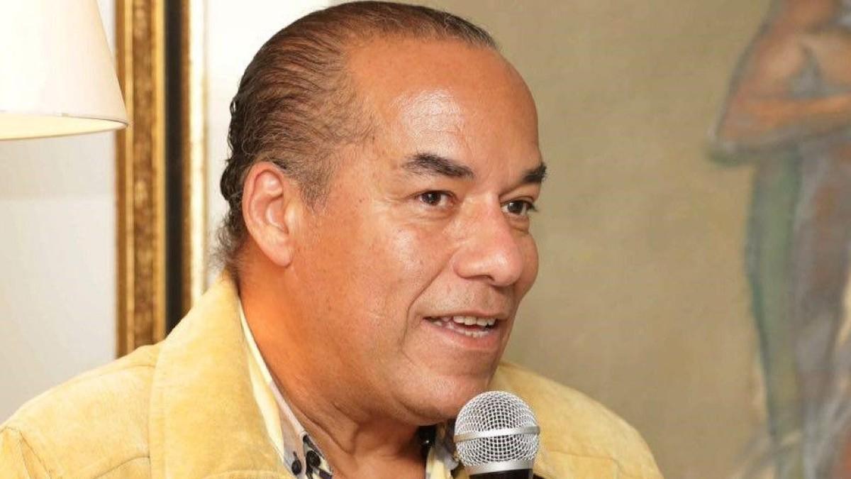 Bruno Díaz está devastado tras la muerte de su hijo por culpa del Covid-19    VidaModerna.com