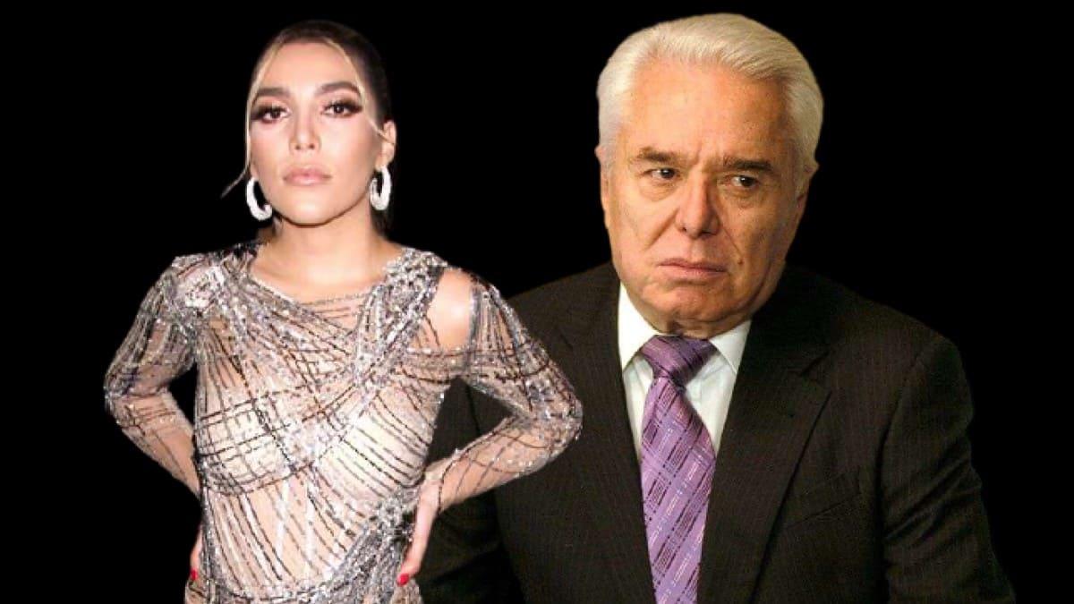Enrique Guzmán y su desatinado comentario sobre la muerte de la hermana de Frida Sofía