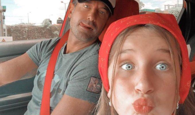 Gabriel Soto y Elissa