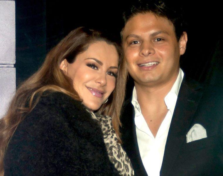 Giovanni Medina y Ninel Conde