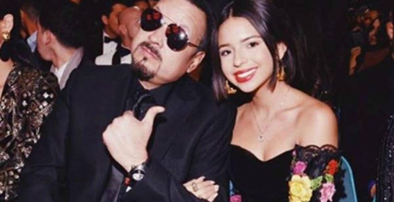 Angela Aguilar y Pepe Aguilar