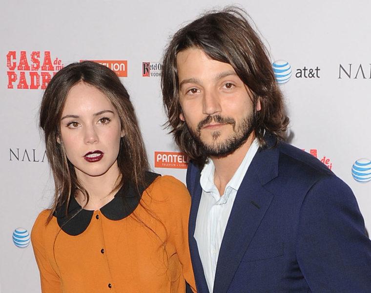 Camila Sodi y Diego Luna 1