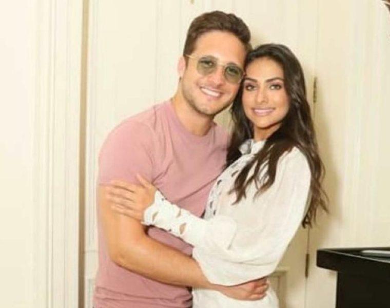 Diego Boneta y Renata