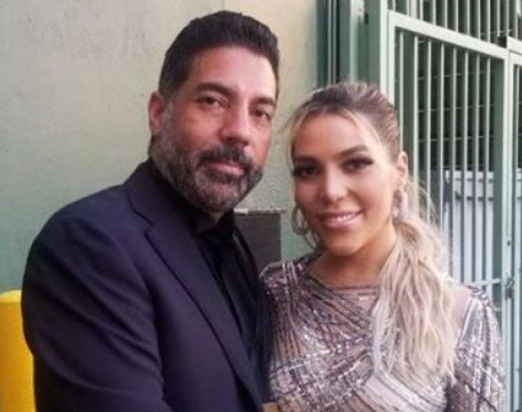 Pablo Moctezuma y Frida Sofía