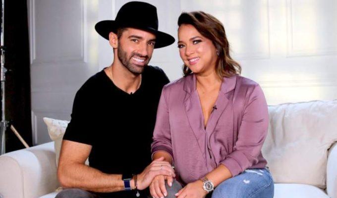 Toni Costa y Adamari López