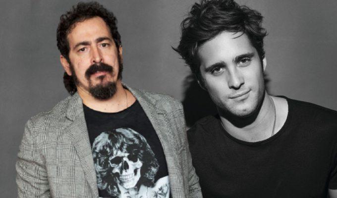 Diego Boneta y Martin Bello