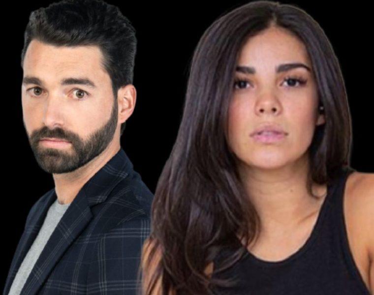 Gonzalo Peña y Daniela Berriel