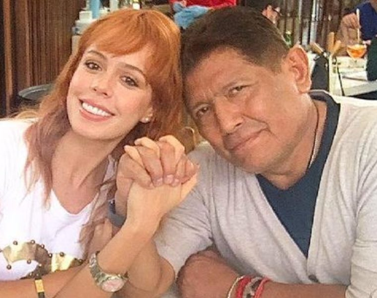 Juan Osorio y Eva Daniela