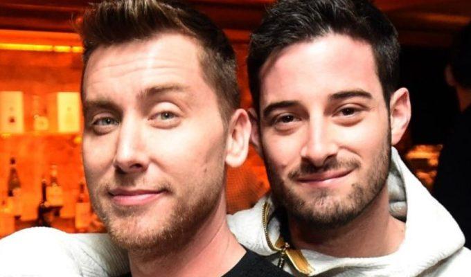 Lance Bass y Michael Turchin