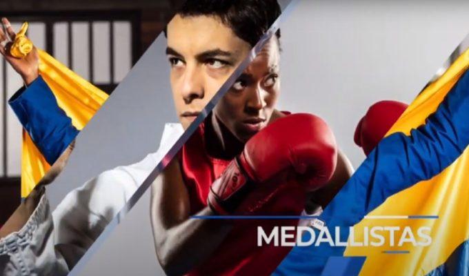 Los medallistas