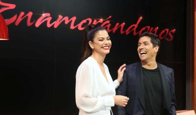 Rafael Araneda y Ana Patricia