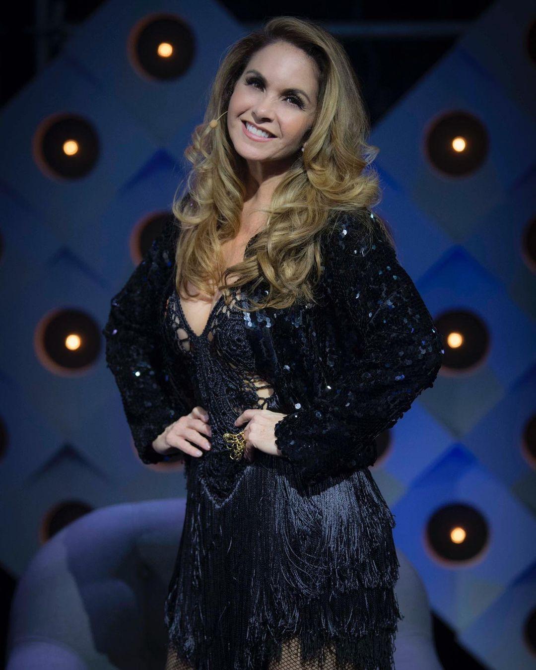 Lucero hace sorprendente confesión sobre su ausencia en las telenovelas