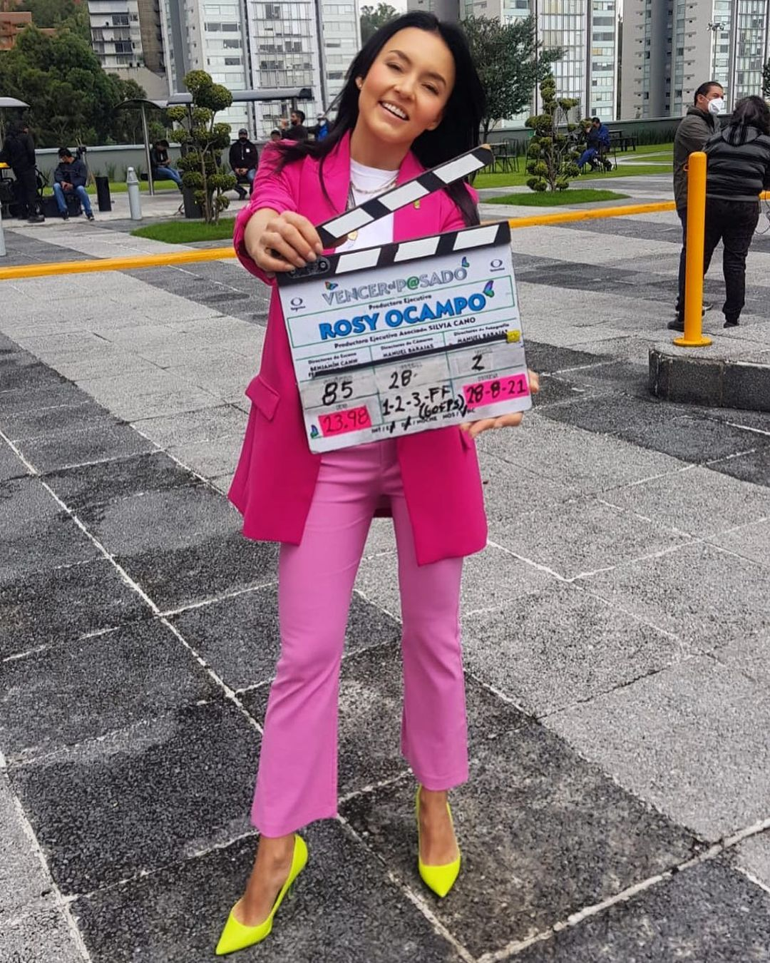 Vencer el pasado: Angelique Boyer le dice adiós a Renata ¿Cuál es su próximo proyecto?