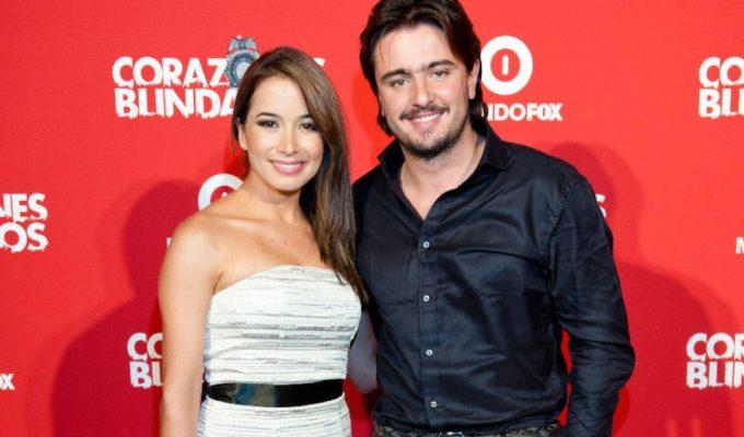 Majida Issa y Andres Sandoval