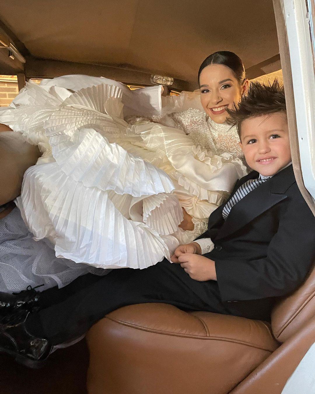 10 datos curiosos sobre la boda de Daniela Alvarado ¡Desde la ausencia de su hermano hasta la luna de miel!