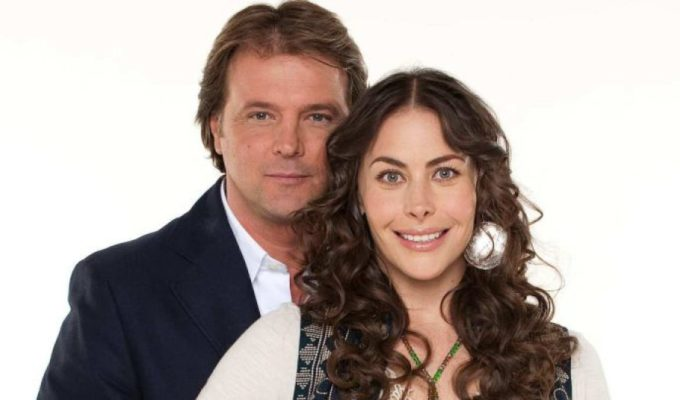 Rene y Vanessa Guzmán