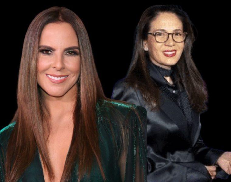Yolanda Andrade y Kate del Castillo